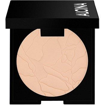 Alcina Decorative Matt Sensation kompaktní pudr a make-up 2 v 1 odstín Medium  9 g