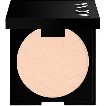 Alcina Decorative Matt Sensation kompaktní pudr a make-up 2 v 1 odstín Light  9 g