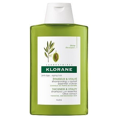 Klorane Olivier shamp 400 ml