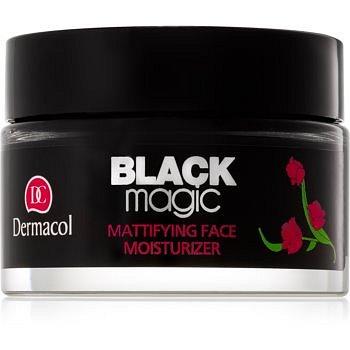 Dermacol Black Magic zmatňující hydratační gel  50 ml
