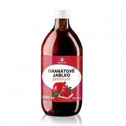 Allnature Granátové jablko 100% šťáva 500 ml