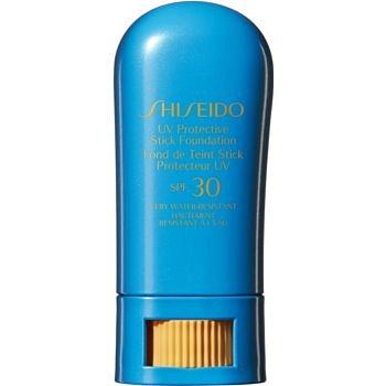 Shiseido Sun Care UV Protective Stick Foundation voděodolný ochranný make-up v tyčince SPF 30 Ochre  9 g