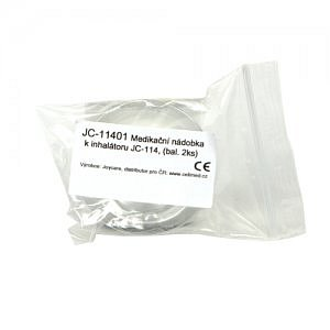 Medikační nádobka k inhalátoru JC-114 2ks