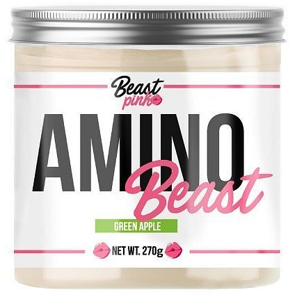 BeastPink Amino Beast 270 g green apple