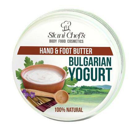 Krém na ruce a chodidla Bulharský Jogurt 100 ml