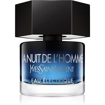 Yves Saint Laurent La Nuit de L'Homme Eau Électrique toaletní voda pro muže 60 ml