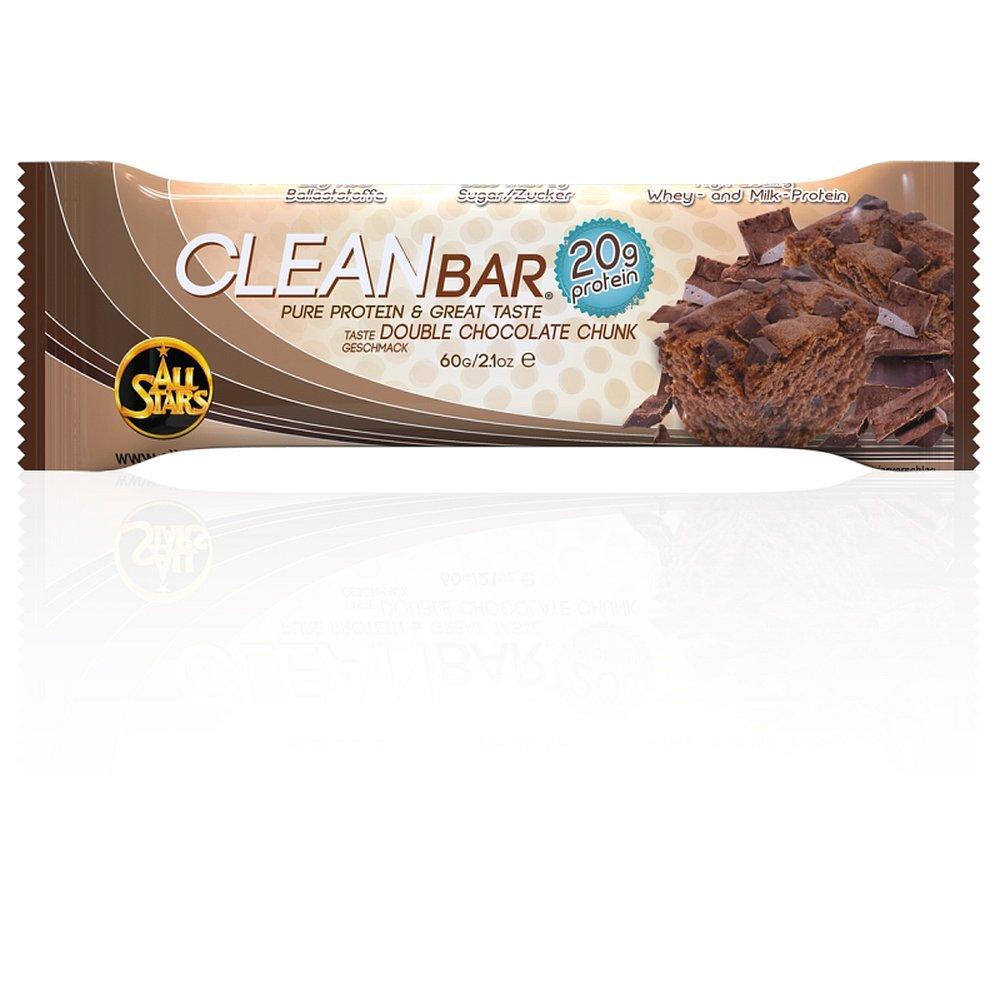 ALL STARS Clean Bar křupavá čokoláda 60 g