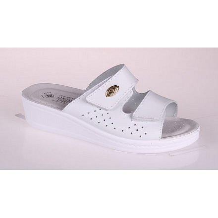 Zdravotní boty Rock Spring SANITAL 1375  White vel.39