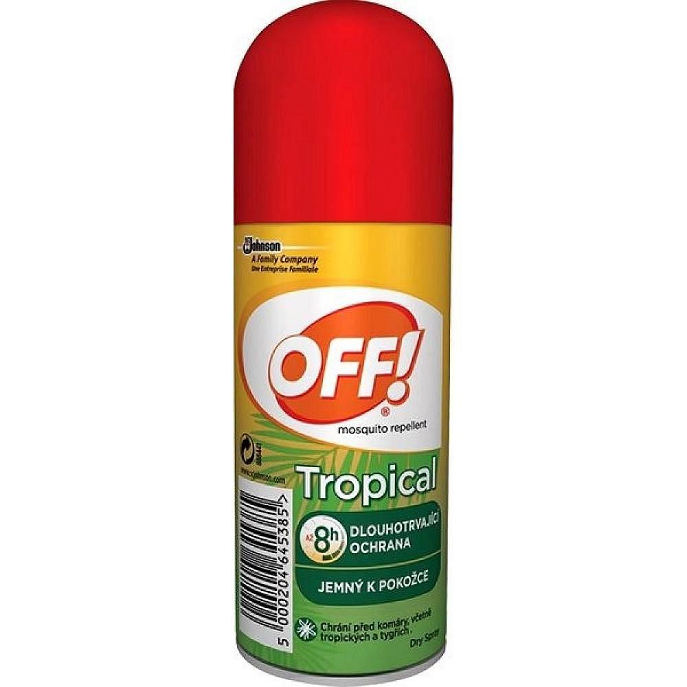 Autan Tropical spray 100 ml