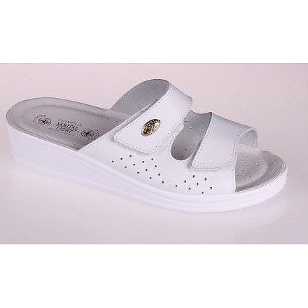 Zdravotní boty Rock Spring SANITAL 1375  White vel.41