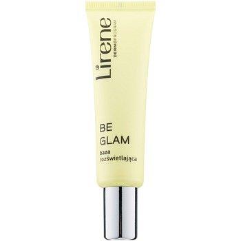 Lirene Be Glam rozjasňující báze pod make-up  30 ml