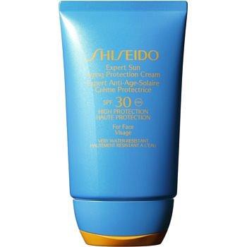 Shiseido Sun Care Expert Sun Aging Protection Cream opalovací krém na obličej SPF 30  50 ml