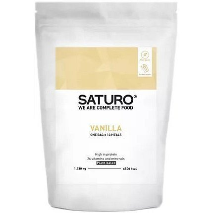 SaturoWhey based Protein Meal 1495 g
