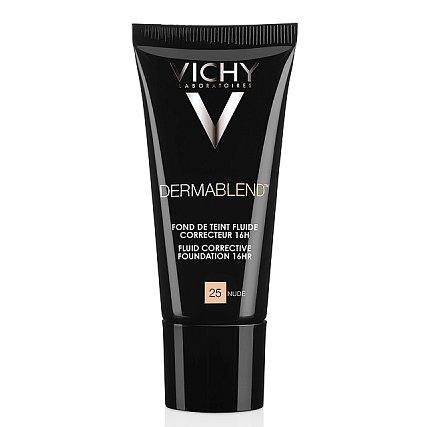 Vichy Dermablend Korekční fluidní make-up 25 nude 30ml