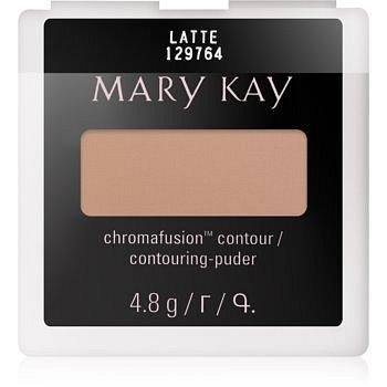 Mary Kay Chromafusion™ konturovací pudr odstín Latte 4,8 g