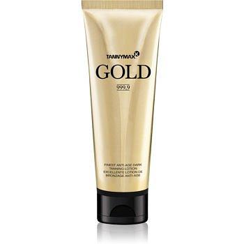 Tannymaxx Gold 999,9 opalovací krém do solária prodlužující opálení 125 ml