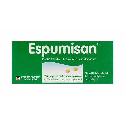 Espumisan orální tobolky 50 x 40 mg-blistr