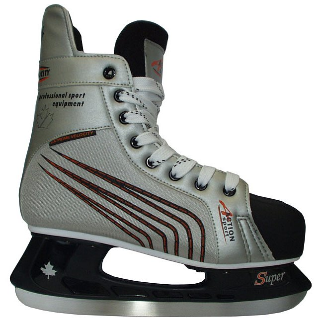 ACRA H707/1 Brusle hokejové - rekreační, vel. 39