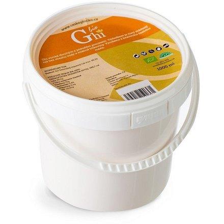 Bio Ghí 1000 ml + Ghítela 60 g zdarma*