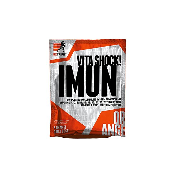 IMUN Vita shock 5 g orange