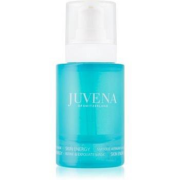 Juvena Skin Energy exfoliační maska pro rozjasnění a vyhlazení pleti  50 ml