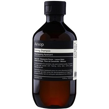 Aēsop Hair Calming zklidňující šampon pro suchou a svědící pokožku hlavy  200 ml