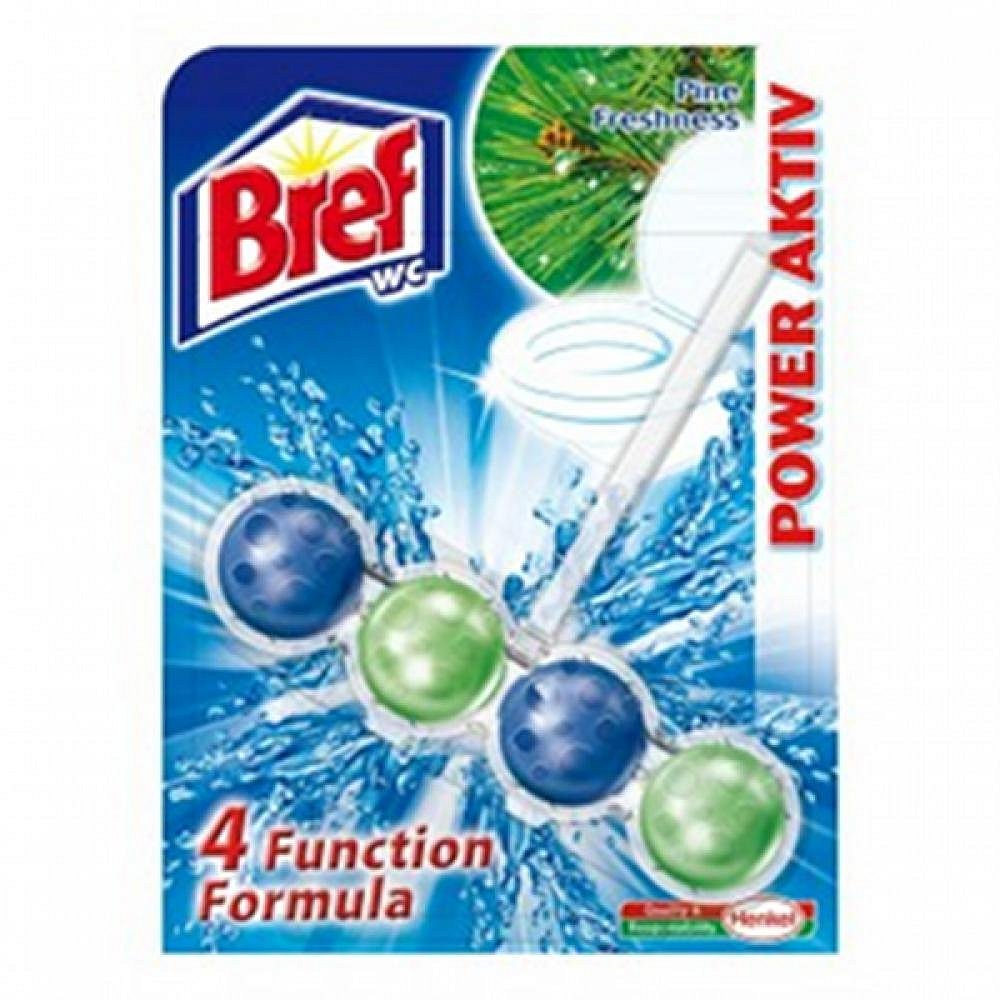 BREF Power Activ WC blok Pine 51g
