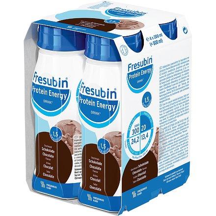 Fresubin protein energy čokoláda perorální roztok  4 x 200 ml