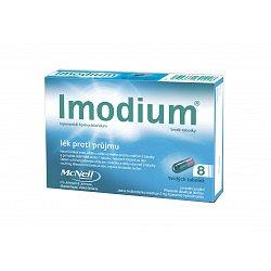 Imodium 8 tvrdých tobolek