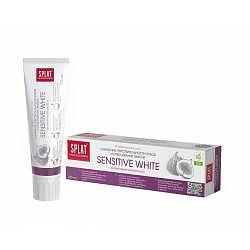 SPLAT Professional SENSITIVE WHITE bělicí zubní pasta 100 ml