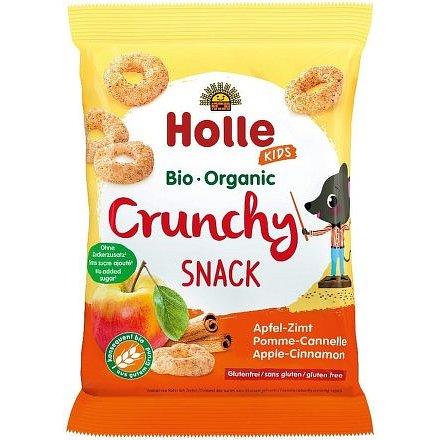 Crunchy snacks appel - cinnamon – dětské křupky jablko skořice