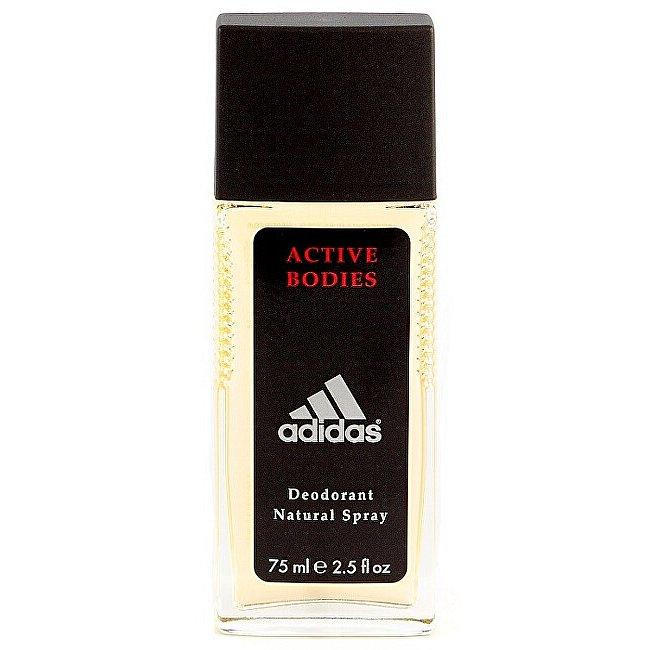 Adidas Active Bodies - deodorant s rozprašovačem 75 ml
