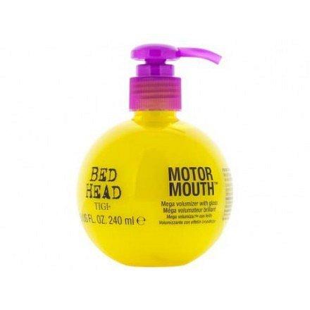 TIGI Bed Head Motor Mouth Volumizér s leskem 240 ml