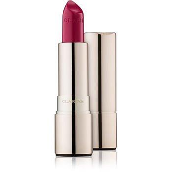 Clarins Lip Make-Up Joli Rouge Brillant hydratační rtěnka s vysokým leskem odstín 33 Soft Plum 3,5 g