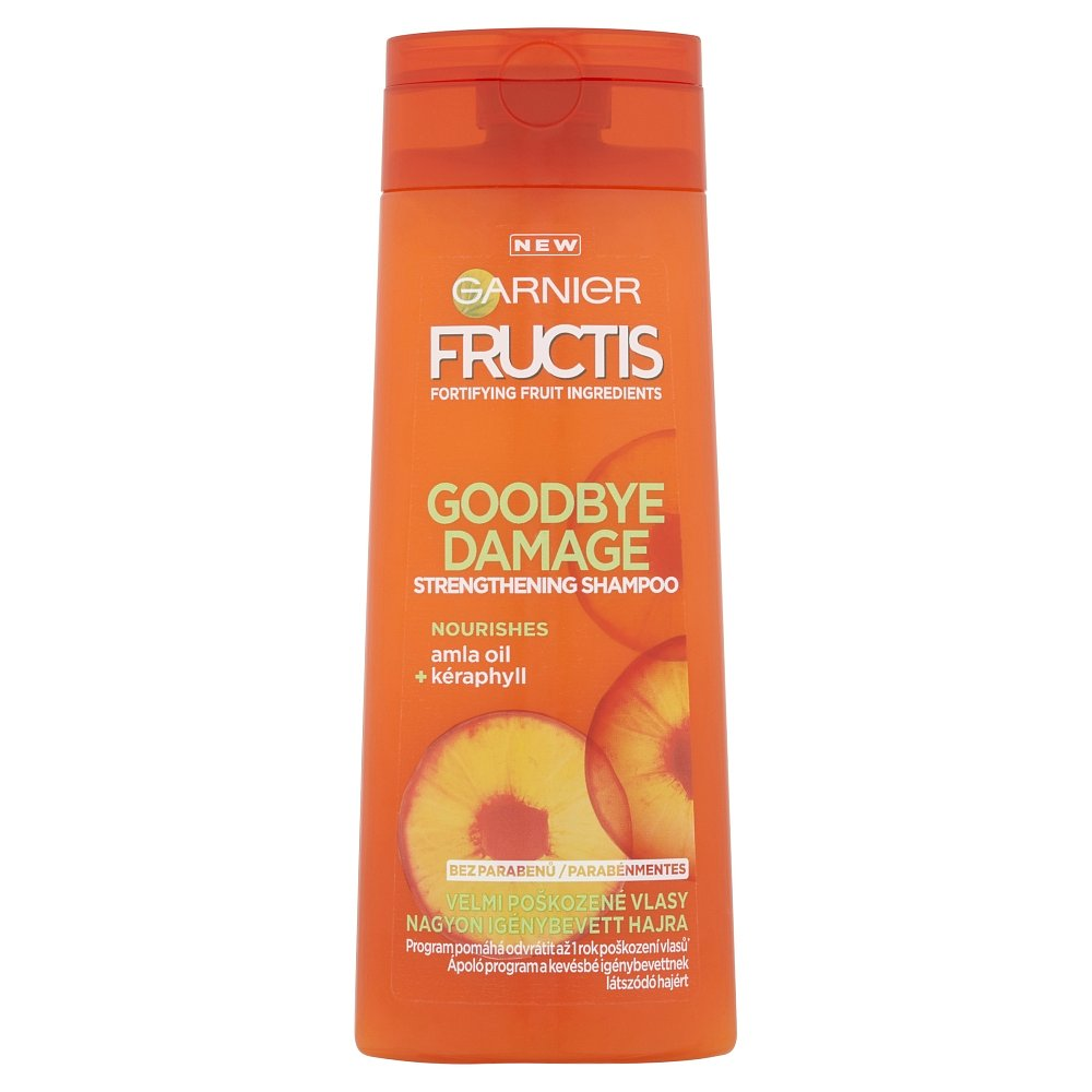 GARNIER Fructis Goodbye Damage šampon 250 ml