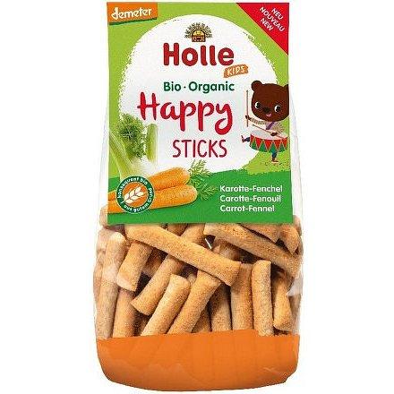 Happy Sticks Carrot Fennel – dětské happy tyčinky mrkev - fennel