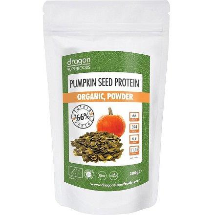 Protein z dýňových semínek BIO RAW 200g