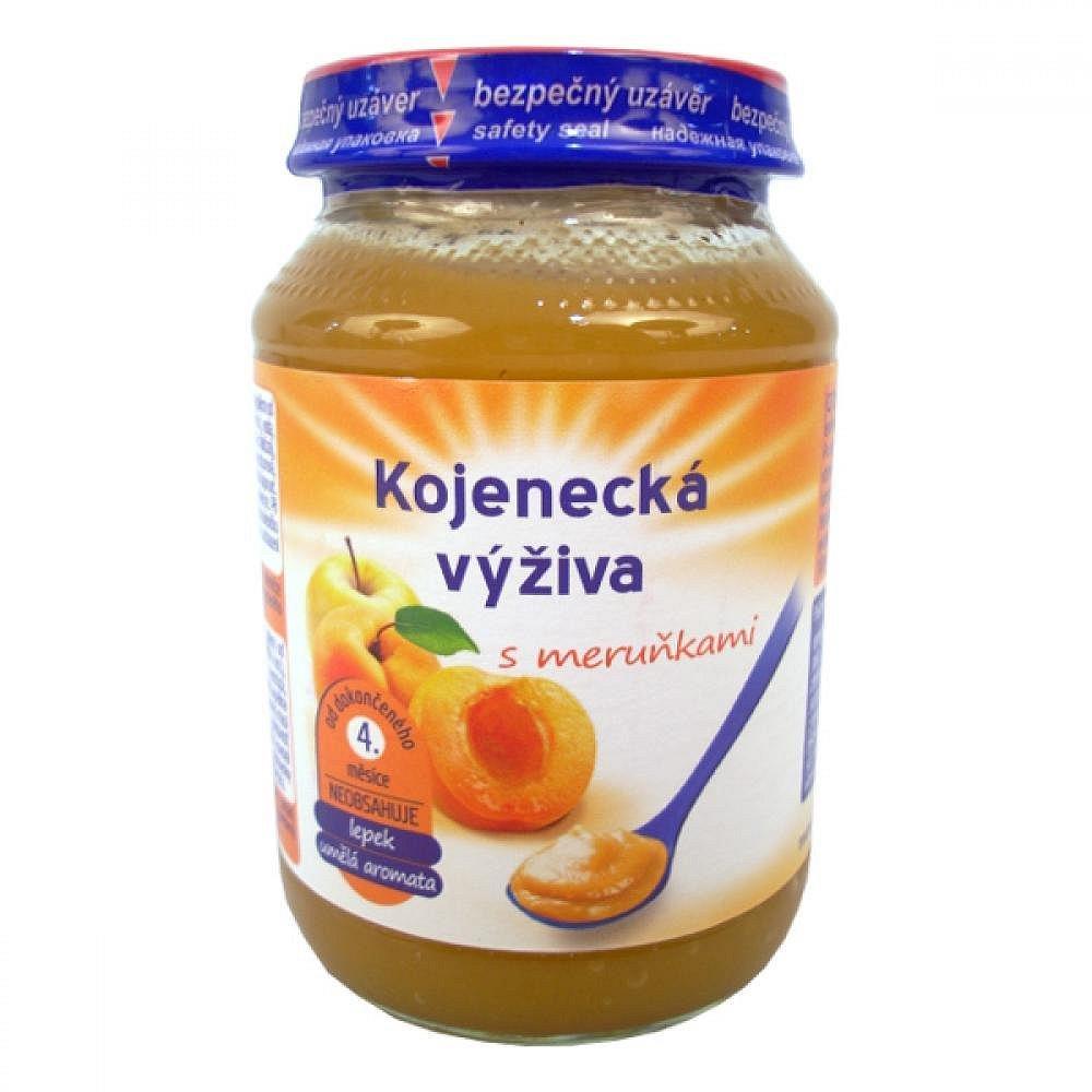 HAMÉ Kojenecká výživa s meruňkami 190 g