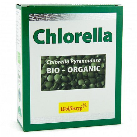 Chlorella BIO 90 g 450 tbl Wolfberry*