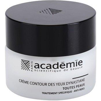 Academie All Skin Types oční krém pro první vrásky  30 ml