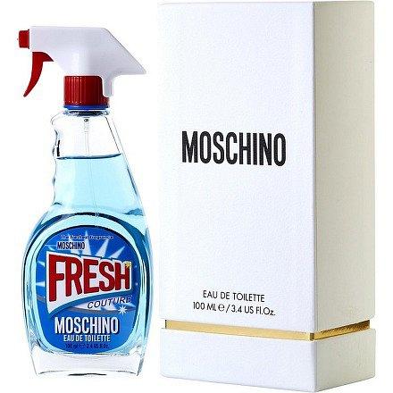 MOSCHINO FRESH COUTURE Vapo EdT 100ml