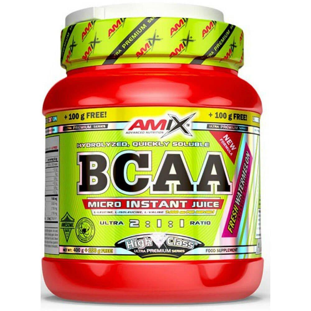 AMIX BCAA Micro Instant Ananas 500 g