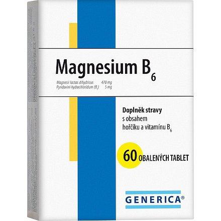 Magnesium B6 Generica 60 tablet