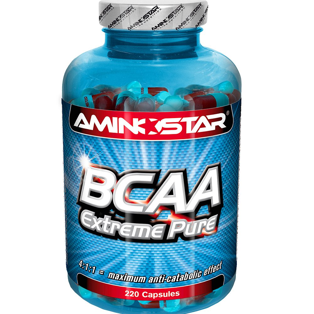 Aminostar BCAA extreme pure 220 tablet