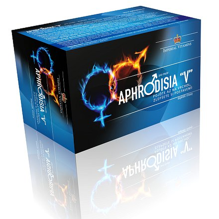Aphrodisia V pro muže 60 kapslí