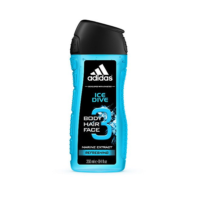 Adidas Ice Dive - sprchový gel 300 ml