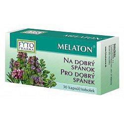 Melaton tobolky pro dobrý spánek tobolky 30 Fytopharma