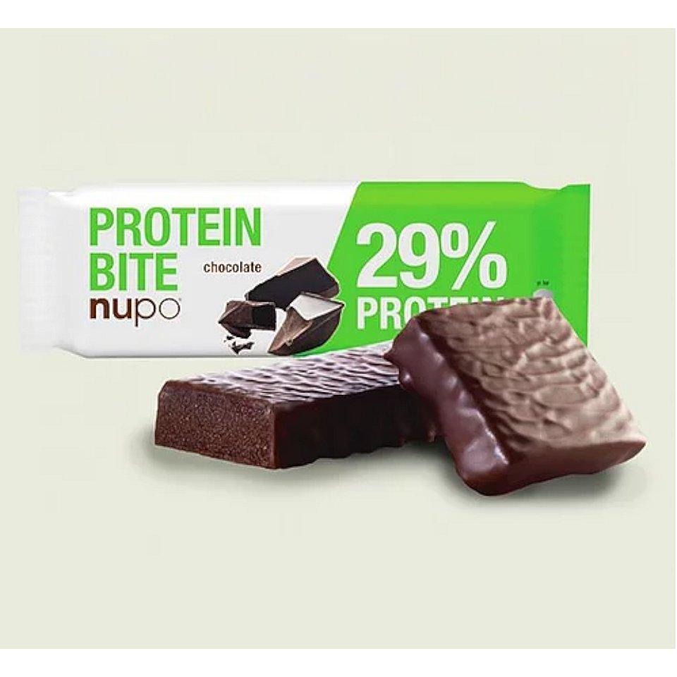 Nupo Protein Bite tyčinka Čokoláda