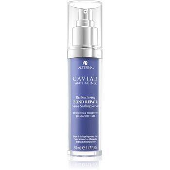 Alterna Caviar Anti-Aging Restructuring Bond Repair obnovující vlasové sérum pro poškozené a křehké vlasy 50 ml
