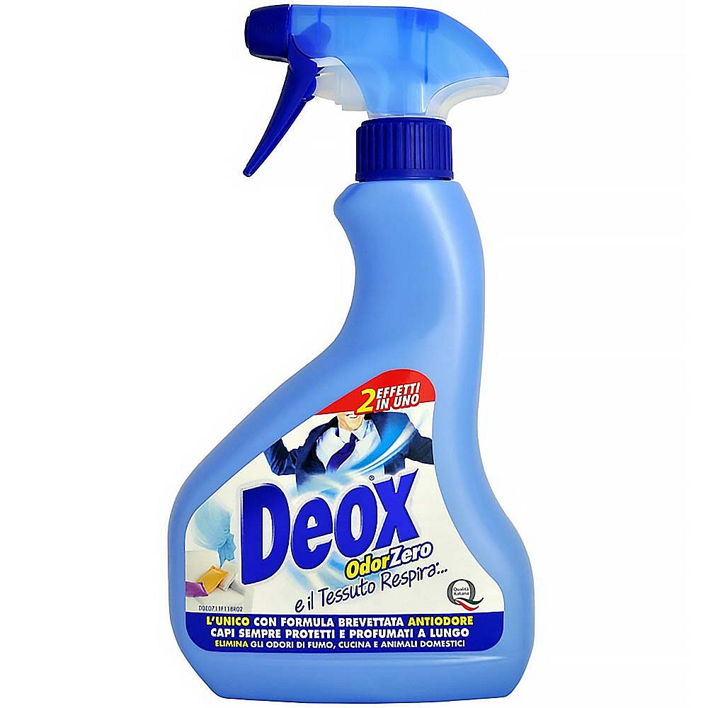 DEOX ODOR ZERO 500 ml (pohlcovač zápachů z textilií)